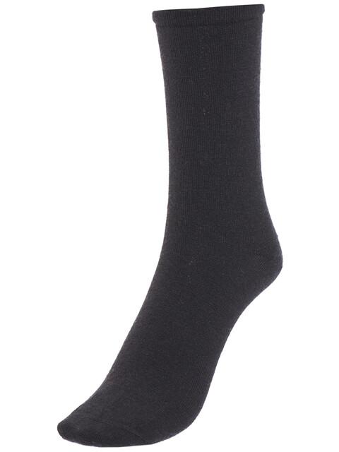 Woolpower Liner Classic sukat , musta